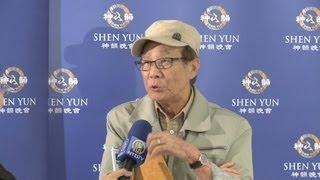 getlinkyoutube.com-Shen Yun Premieres in Taichung to Full House