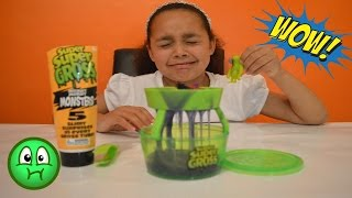 getlinkyoutube.com-SUPER SUPER GROSS Instant Mutant Monsters | Kids Toy Review | Toys AndMe