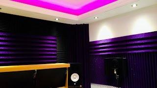 getlinkyoutube.com-How to build a home recording studio in a bedroom