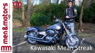 getlinkyoutube.com-Kawasaki Mean Streak Review (2003)