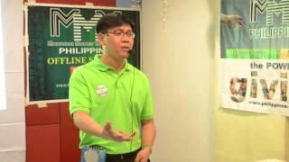 getlinkyoutube.com-Offline Seminar Laspinas City | MMM Philippines (August 14, 2015)