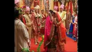 getlinkyoutube.com-On location of TV Serial ''Saraswatichandra''  Kumud and Saras marriage 2
