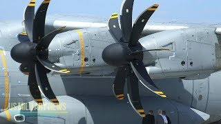 This is What Happened When a C-130 Hercules and a C-17 Globemaster III Had a Baby width=