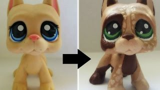 getlinkyoutube.com-Lps Custom Great Dane❤️