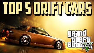 getlinkyoutube.com-GTA 5: TOP 5 DRIFTING CARS