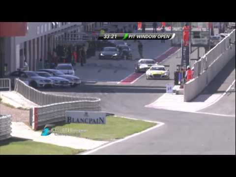 Spain - GT3 Navarra Race 1 Watch Again | GT World 26/05/2012