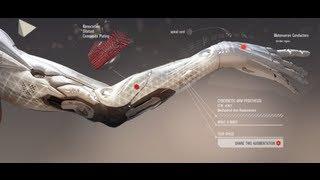 getlinkyoutube.com-Humanoid Robot Hands (Robot Arm)-[Manipulator] For H. Robots such as - PETMAN, ASIMO, HRP-4, NAO