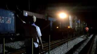 getlinkyoutube.com-12/8/2013 Full-day Trainspotting KTM KM35 Sungai Petani Yard