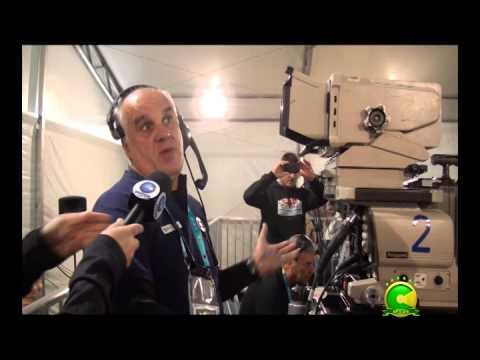 Cinegrafista da Rede Globo, Daniel Andrade, nos mostrou seu equipamento de trabalho