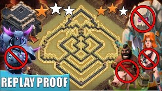 getlinkyoutube.com-TH 9 (TOWN HALL 9) ANTI 2 STARS WAR BASE || ANTI GoVaHo || ANTI 3 STARS || REPLAY PROOF || COC
