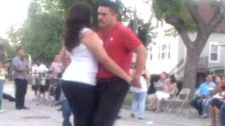 getlinkyoutube.com-Black guy dancing mexican music with girl lmaoo