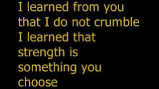 getlinkyoutube.com-I learned from you - Miley Cyrus Ft. Billy Ray Cyrus