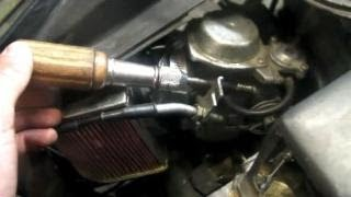 getlinkyoutube.com-Scooter/Moped Carburetor Adjustment