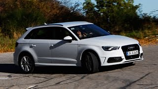 getlinkyoutube.com-New Audi A3 Sportback - Model 8V