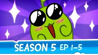 getlinkyoutube.com-Om Nom Stories Season 5 — Episodes 1 - 5