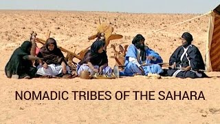 Nomadic-Tribes-of-the-Sahara-Full-Documentary width=
