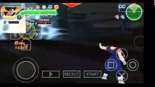 Dragon ball z tenkaichi tag team mod v8 Vegito and Gogeta moveset