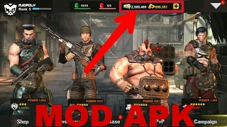 DEAD TARGET: Zombie v2.7.5 Mod (Unlimited Money+Gold)