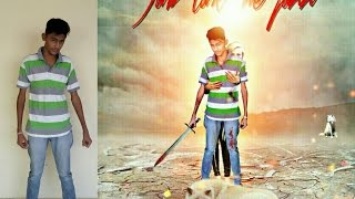 getlinkyoutube.com-PicsArt tutorial | Action movie poster editing | Like Photoshop