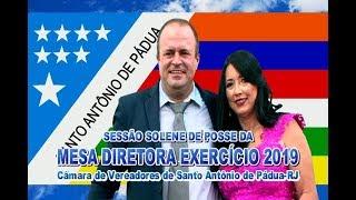 A Câmara e Você -Posse Presidente Vanderléia Marques.2019