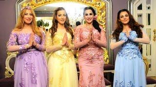 SOSIALITATV.COM   Tasya Farasya Open House   Eid Mubarak 1436 H