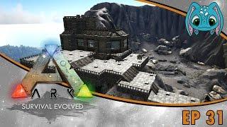 getlinkyoutube.com-ARK: Survival Evolved | S2 Ep31 | Volcano Forge Base Build!!