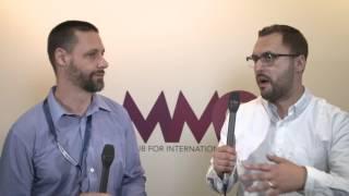 Dmexco 2016: Henk Van Niekerk, AOL