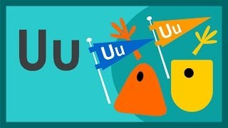 """""""The Letter U Song"""" by ABCmouse.com"""