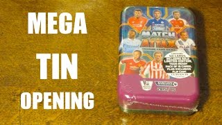 getlinkyoutube.com-Match Attax 2015/16 MEGA TIN OPENING!