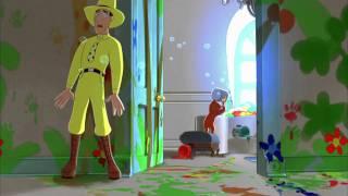 getlinkyoutube.com-Curious George - Trailer