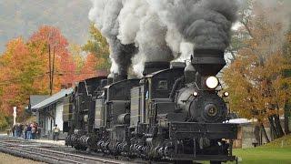 getlinkyoutube.com-Cass Scenic Railroad Appalachian Fall Foliage 2014