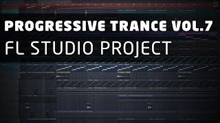 getlinkyoutube.com-Progressive Trance FL Studio Project by Mino Safy Vol. 7