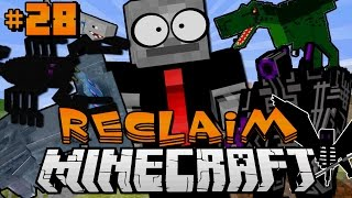 getlinkyoutube.com-NEUE DIMENSION! - Minecraft Reclaim #28 [Deutsch/HD]
