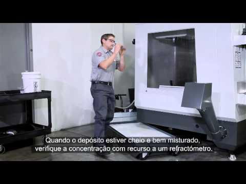 (PT)Líquido de refrigeração da máquina-ferramenta: Fazer um novo lote