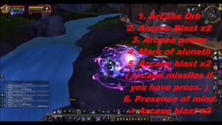 getlinkyoutube.com-World of Warcraft Legion: Arcane mage PvP Guide 7.1