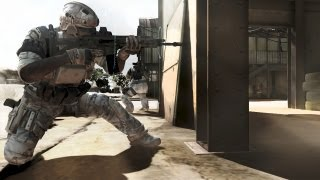 Desert Storm - Ghost Recon: Future Soldier Gameplay