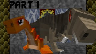 getlinkyoutube.com-Minecraft Fossil + Archeology Mod Part 1: Mobs - 1.7.10