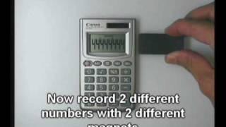 getlinkyoutube.com-Magnets Have Memory!