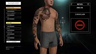 NBA 2K16 My Career Tutorials - My Tattoos Pt. 2 (Update)