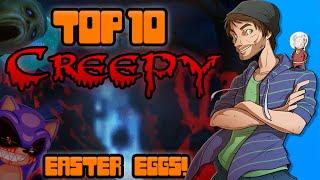 getlinkyoutube.com-Top 10 Creepy Easter Eggs in Video Games! - Spacehamster