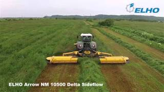 Elho Arrow NM 10500/9000 Delta SideFlow