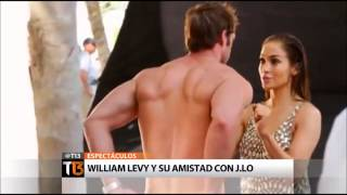 getlinkyoutube.com-Esika (William Levy en Chile)   Canal 13 Teletrece   30 de Abril