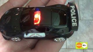 getlinkyoutube.com-REVELL ★ Mini HIGHWAY POLICE RC car