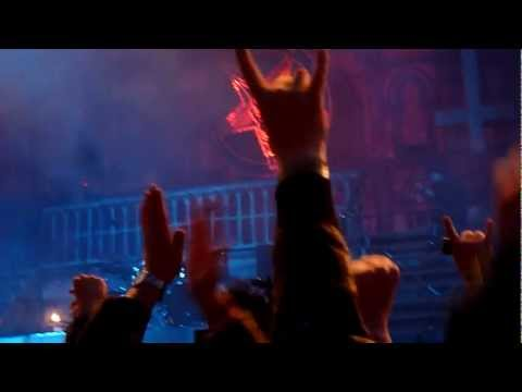 King Diamond - Sleepless Nights (Live @ Sweden Rock, June 9th, 2012)