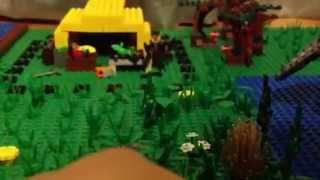 getlinkyoutube.com-Lego Hunger Games Arena