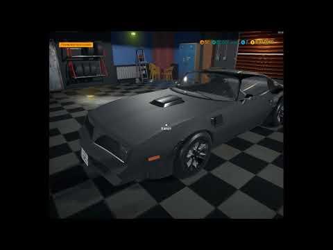 Car Mechanic Simulator 2018: Chieftain Bandit Shiv Из...на конфетку