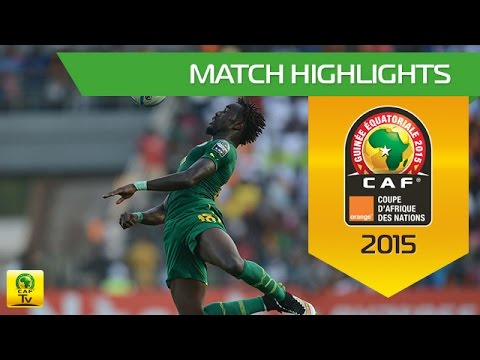 Ghana vs Senegal AFCON 2015