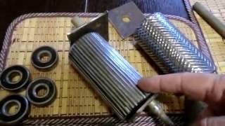 getlinkyoutube.com-мельница для солода, без токарных работ своими руками