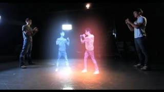 getlinkyoutube.com-Hologram After Effects Tutorial