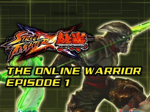SFxT The Online Warrior: Episode 1 'A New Challenger'
